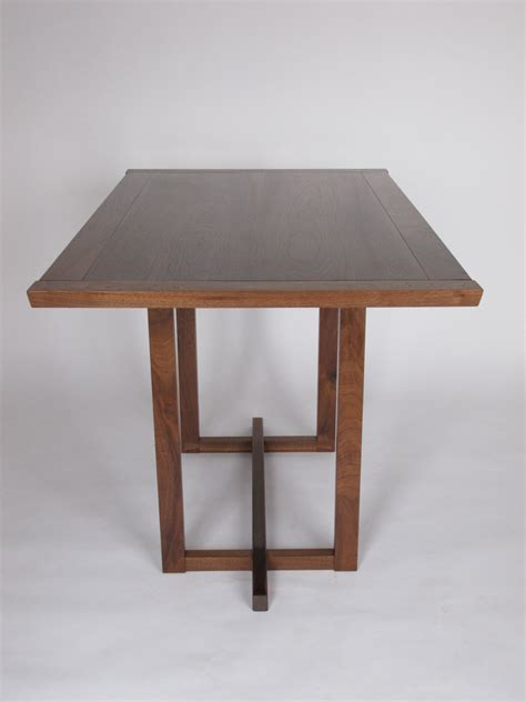Narrow Dining Room Tables | narrow dining table for a small dining room pedestal table