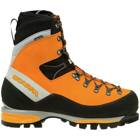 mens mountaineering boots scarpa mont blanc gtx mountaineering boot s