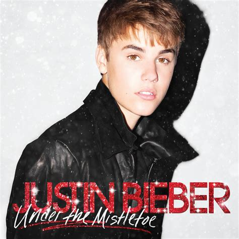 mistletoe justin bieber the beat hot cds for your christmas collection