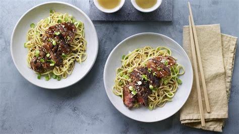 bbc food recipes  spice duck breasts  honey