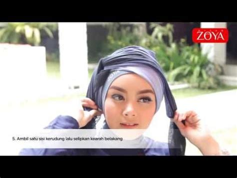 tutorial hijab turban zoya 17 best images about hijab tutorials on pinterest hijab