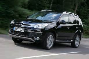 European Home Interior Design Citroen C Crosser 2007 2012 Review 2017 Autocar