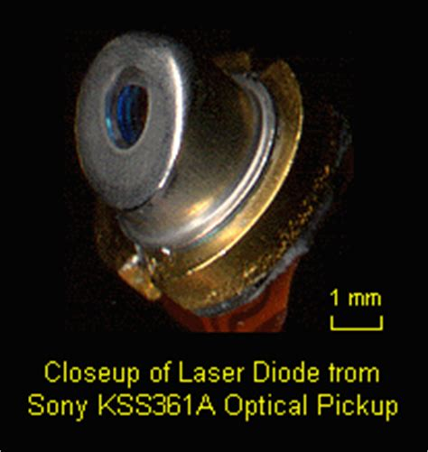 sony green laser diode 2014 sci electronics repair faq notes on the troubleshooting and repair of compact disc players and