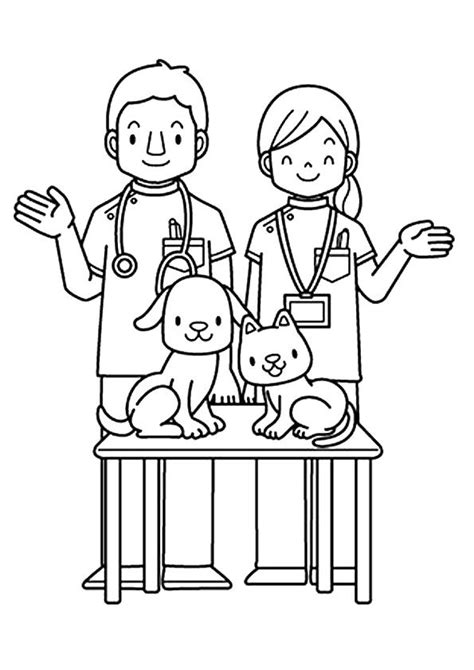 community helpers coloring pages 10 best images about careers on teachers day
