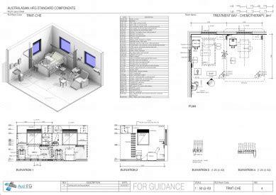 chemotherapy room layout treatment bay chemotherapy 9m2 aushfg