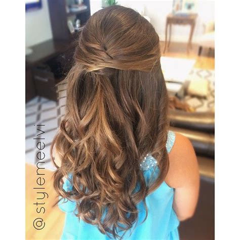 hairstyles for going out dancing exciting modern hairstyle for cute little girls