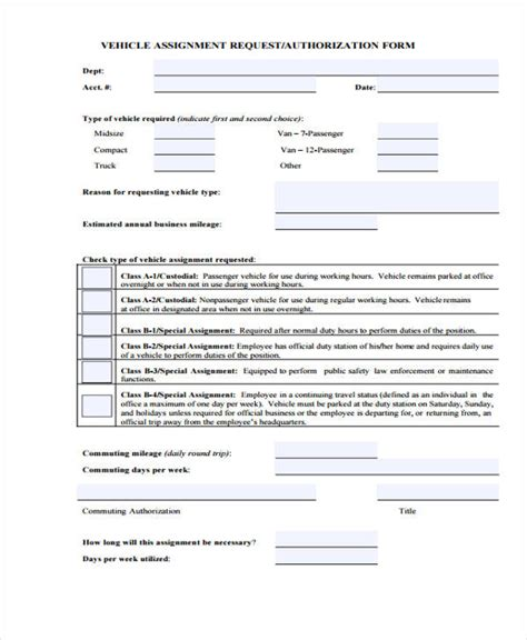vehicle repair request form template vehicle maintenance request form vehicle ideas