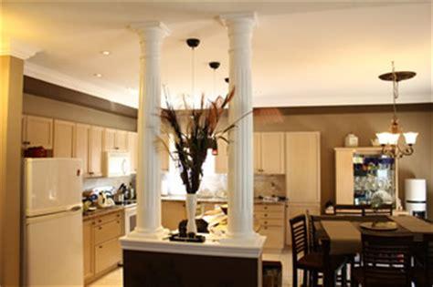 interior decorative support columns posts pillars mdf