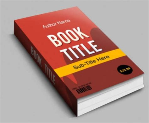 3d book cover psd template 30 book cover mockup freecreatives