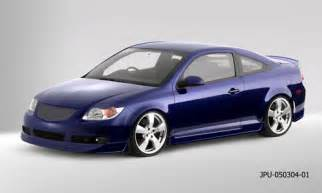 2005 2010 chevy cobalt ls 2dr jp vizage ground effects kit
