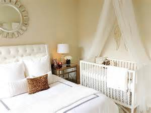 Cot Duvet And Pillow Set Master Bedroom And Nursery Combo Transitional Bedroom