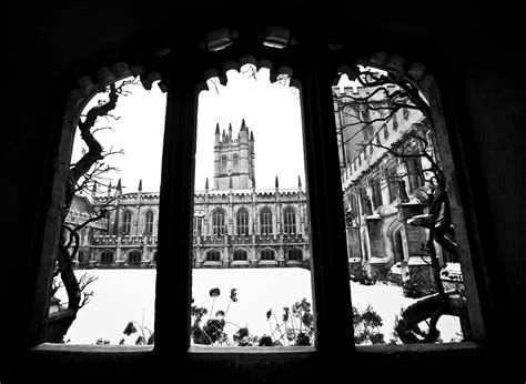 college christmas card now on sale magdalen college oxford