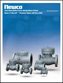 swing check valve catalogue products tesco irpk36