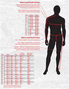 Dirt Bike Tire Size Guide Fly Racing Size Chart Dirt Bike Mens And Youth