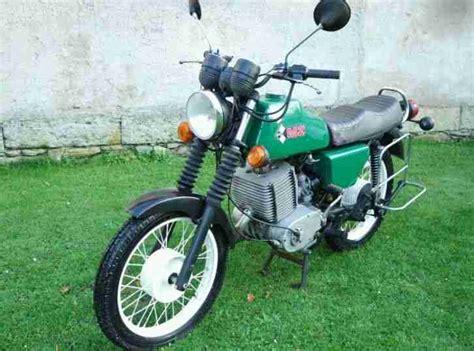 Motorrad Oldtimer Marken by Mz Etz 250 Motorrad Oldtimer Ddr Bestes Angebot