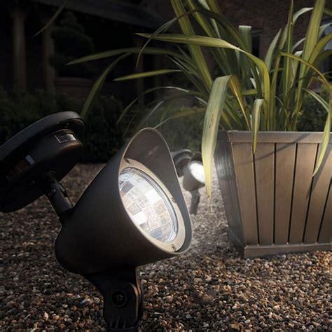 bright solar spot lights cole bright garden solar spot light 18395ad