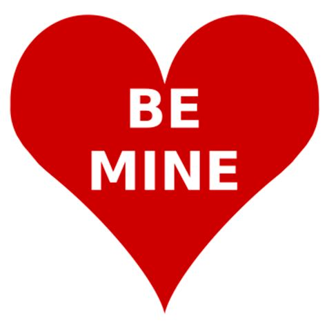 be mine valentines be mine clipart clipart suggest