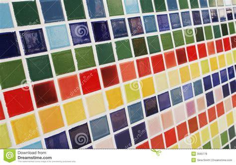 farbige fliesen farbige fliesen lizenzfreie stockfotos bild 3565778