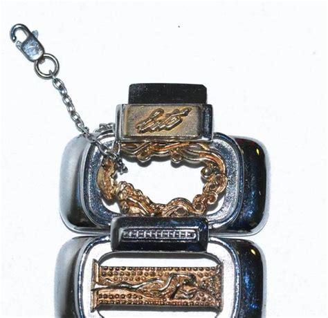 Rare Erte Numbers Bracelet Sterling and 14K at 1stdibs
