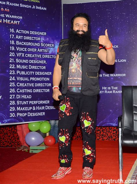 sant gurmeet ram rahim singh ji giants awards to recognize dr gurmeet ram rahim