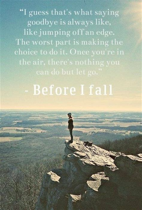 before i fall before i fall oliver quotes quotesgram