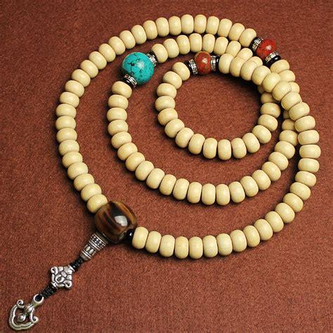how many on a buddhist rosary buddhist mala abelia wood 108 wutai mountain wood