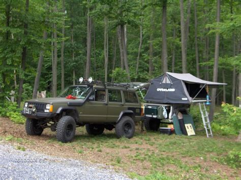 survival jeep cherokee overland 1 8 roof top tent naxja forums north