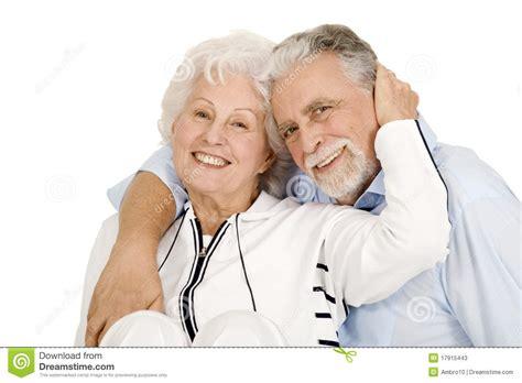 imagenes de viejitos alegres retrato de un par feliz de ancianos fotos de archivo