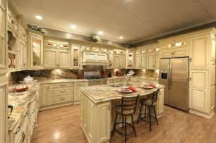 Tall Kitchen Cabinets by Extra Tall Upper Kitchen Cabinets Kitchen