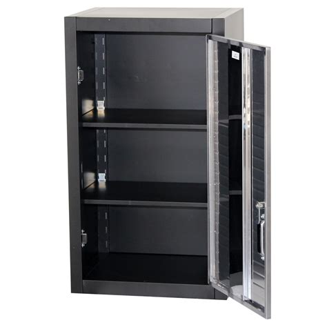 1 door wall cabinet 1 door overhanging top wall cabinet from just pro tools