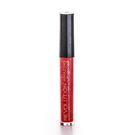 Fr Hotpink Lip Gloss 1 makeup revolution lip gloss pinkpanda fr