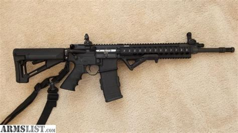 Mba 3 Stock On Ruger Ar 556 by Armslist For Sale Ruger Sr556 Ar15