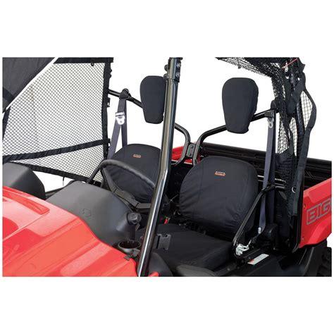 utv seat cover material classic accessories quadgear utv seat cover for kawasaki