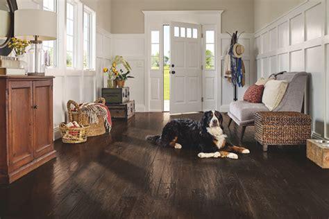 Distressed Concrete Floors - distressed wood flooring armstrong flooring residential