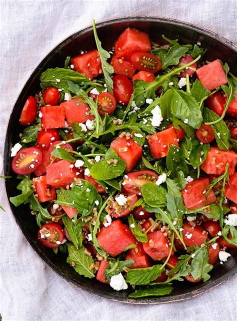 watermelon tomato salad 1000 ideas about watermelon tomato salad on pinterest