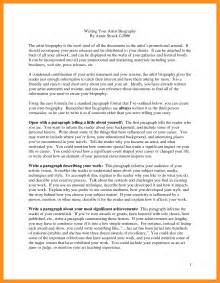 9 biography exles of yourself scholarship letter