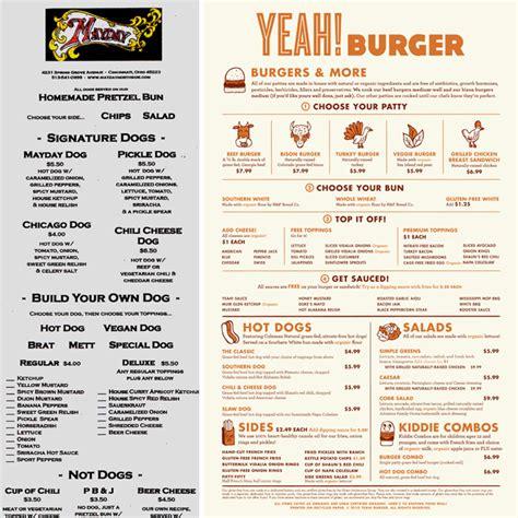 design menu burger build your own reference business card ideas pinterest