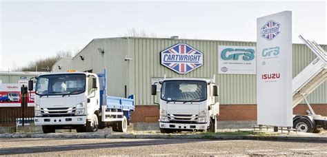 cartwright fleet services joins isuzu truck dealer network