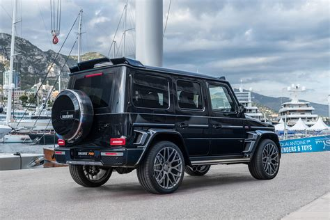 Mercedes Brabus 2019 by 2019 Mercedes Amg G63 Tuned By Brabus Makes 700 Hp