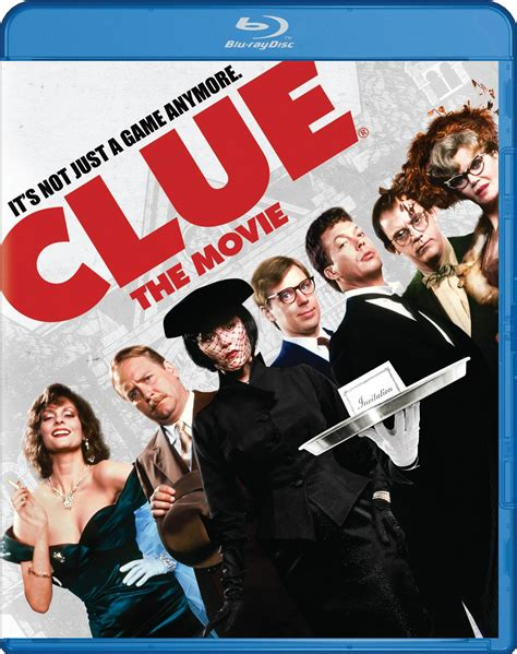 film the blu clue dvd release date