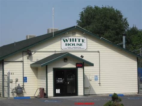 Restaurants Near White House by The White House Restaurant Susanville California