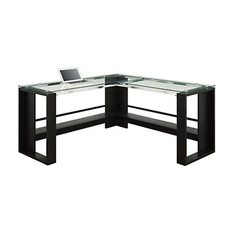 whalen office furniture desk whalen jasper l desk 30 h x 60 w x 60 d by office