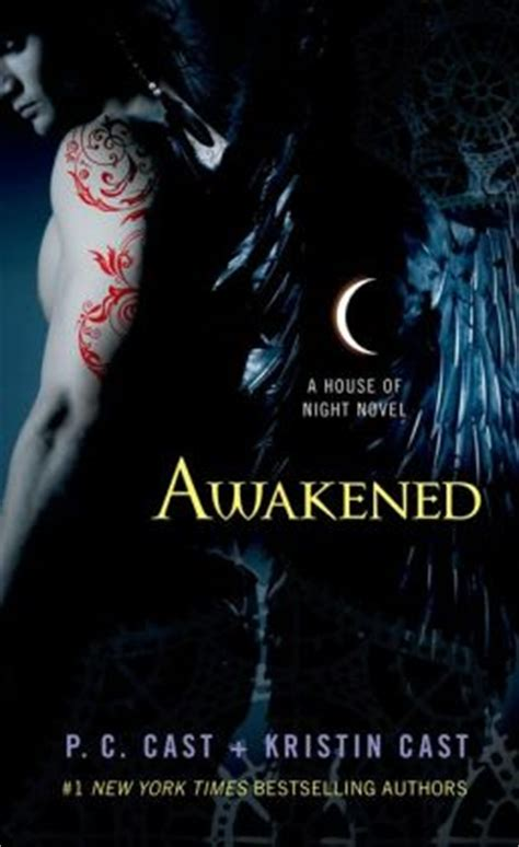 awakened house of night awakened house of night series 8 by p c cast 9781429945103 nook book ebook