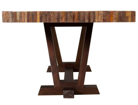 max dining table max 84 quot dining table industrial home