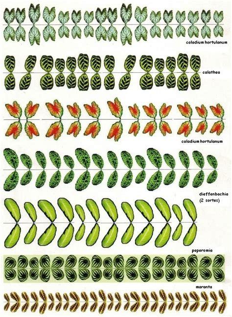 Printable Miniature Leaves | printable plant leaves miniature tutorials flowers