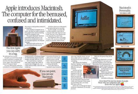 Remember 1984 Remember The Original Mac Advert by Today In Apple History Apple Ships Its Mac The