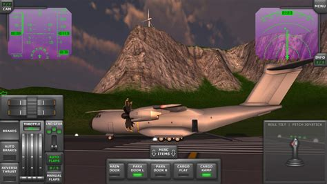 mod game buat android turboprop flight simulator 3d unlimited android apk mods