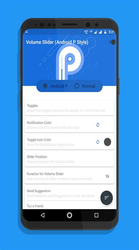 When Android P Will Come by Android P Volume Slider Permette Di Controllare I Volumi