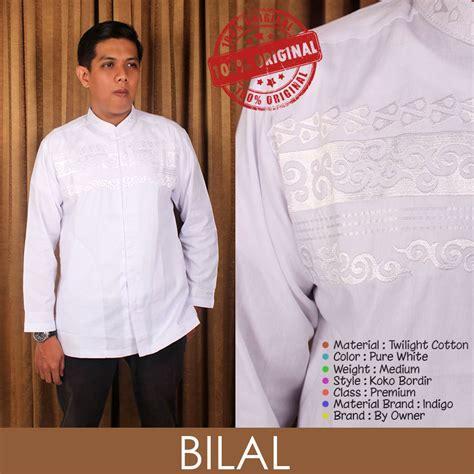Baju Koko Koko Putih Bordir jual baju koko gaul baju koko bordir baju koko butik