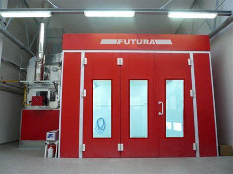 cabina forno carrozzeria usato cabina di verniciatura aqua futura filtri